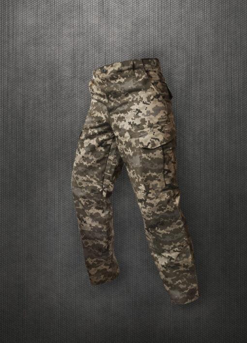 "штани US Army Combat Uniform в кольорі ""український піксель"" адаптована до умов служби в ЗСУ"
