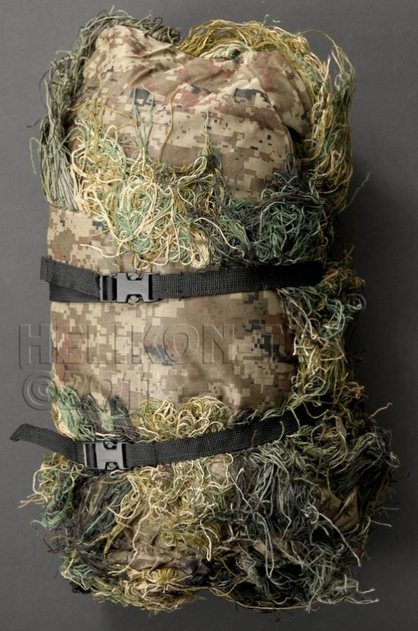 костюм гіллі woodland