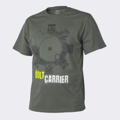Футболка Bolt Carrier - олива