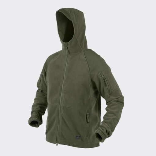 Куртка CUMULUS® - Heavy Fleece - олива