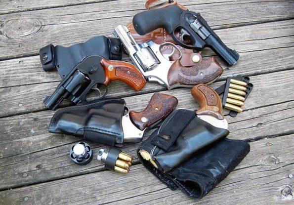 Кілька порад про самооборону з револьвером від Тайгера МакКі