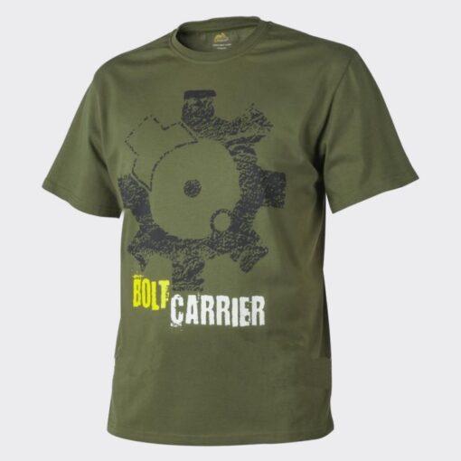 Футболка Bolt Carrier - US Green