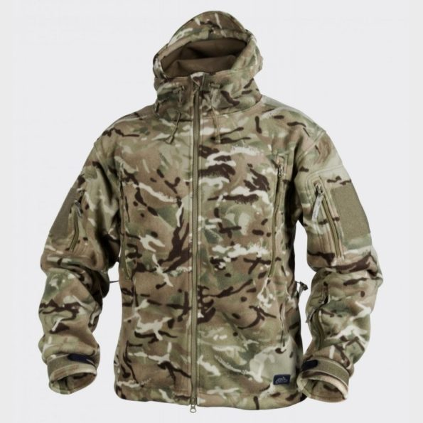 Куртка PATRIOT - Double Fleece - MP Camo