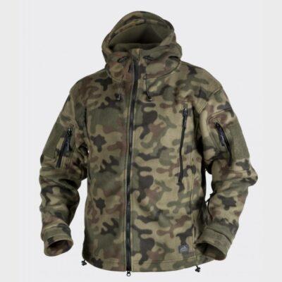 Куртка PATRIOT - Double Fleece - PL Woodland